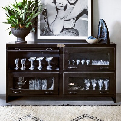 Rockwell Media Console Table