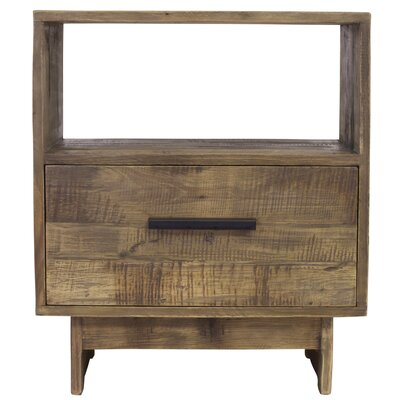 Angora 1 Drawer Nightstand