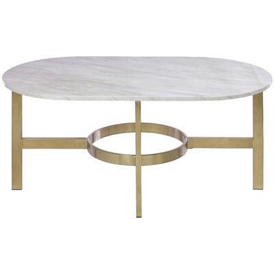Versailles Marbled Coffee Table