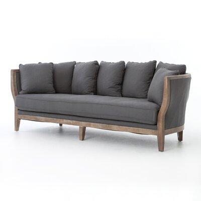 Rioux Sofa Upholstery: Finn Charcoal
