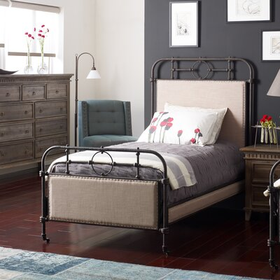 Churchill Upholstered Platform Bed KHA-TI-1081