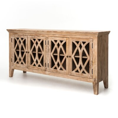 Malik Sideboard Color: Dogwood