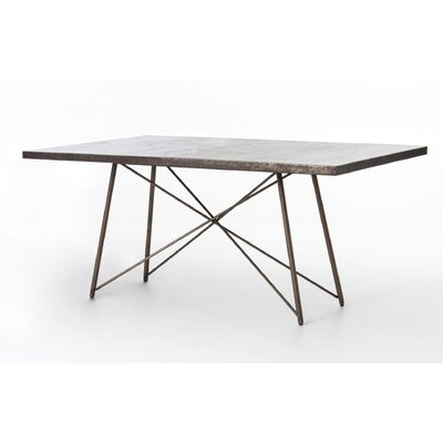 Dining Table Size: 29.75 H x 84 W x 44 D