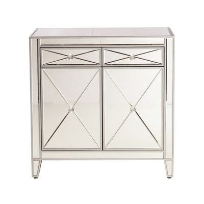 Arabelle Mirror Nightstand