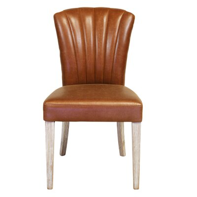 Havana Scalloped Side Chair