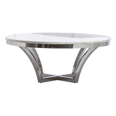 Ellie Marble Coffee Table
