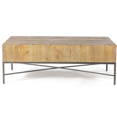 Angora Reclaimed Wood Coffee Table
