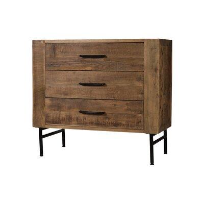 Lolita 3 Drawer Standard Dresser