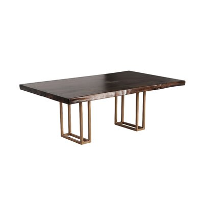 Esther Coffee Table Base Color: Dark Gunmetal