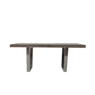 Reinaldo Coffee Table Top Color: Gray Wash
