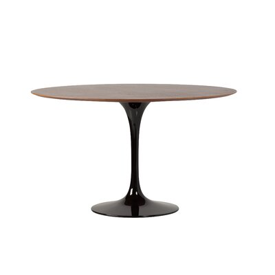 Denzer Dining Table Base Finish: Black
