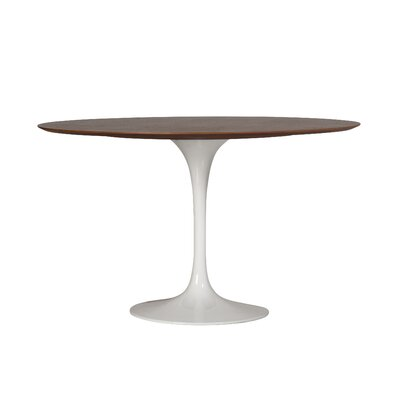 Denzer Dining Table Base Finish: White