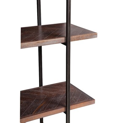 Information about Inlay Etagere Bookcase Product Photo