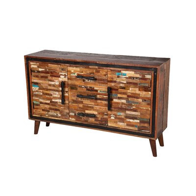 Jaipur Mixed Wood Sideboard