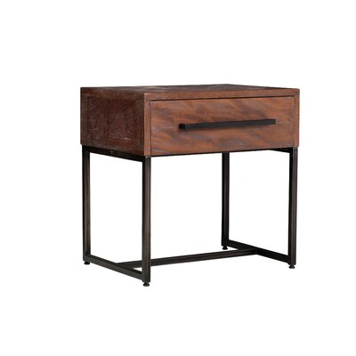 Livinia 1 Drawer Nightstand