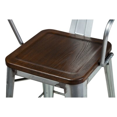 Amberlis Counter 26.75 Bar Stool