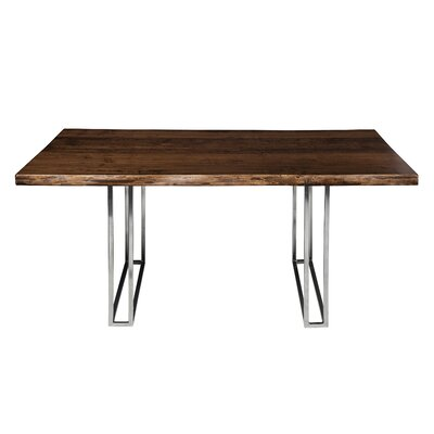 Reinaldo Dining Table Base Color: Chrome