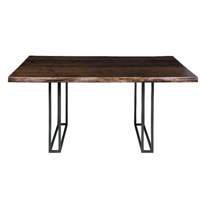 Reinaldo Dining Table Base Color: Matte galvanized