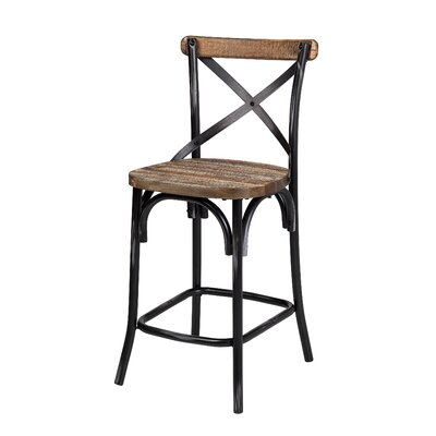 26 Bar Stool Finish: Vintage Walnut