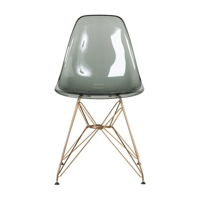 Lamphere Dining Chair Color: Smoke
