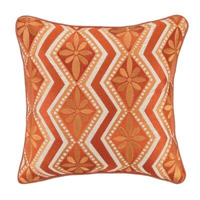 Bahir IV Linen Embroidered Pillow