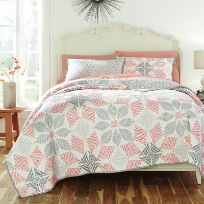 Canyon Quilt Set Size: King