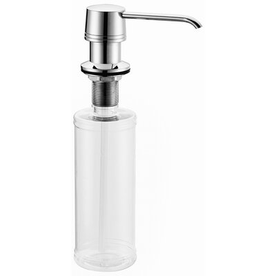 Soap Dispenser Finish: Chrome