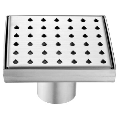 Nile River 2 Grid Shower Drain
