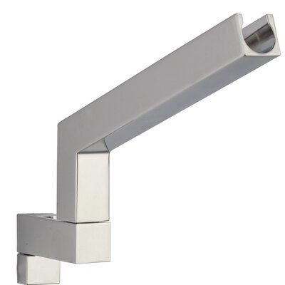 Wall Mount Bracket and Arm Finish: Chrome