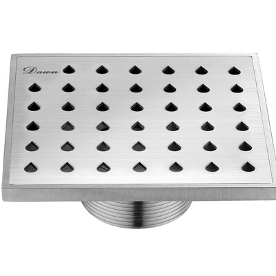 Nile River 2.31 Grid Shower Drain