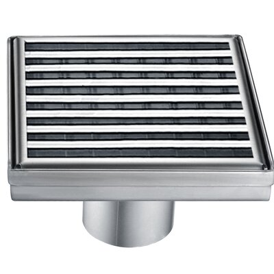 Wheaton River 2 Grid Shower Drain