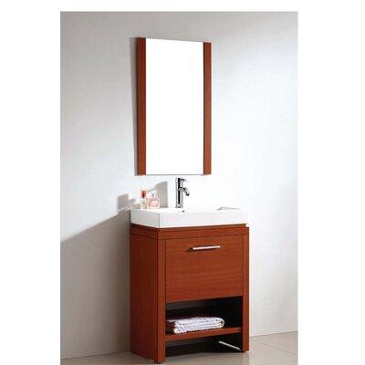 American 24 Single Vanity Set with Mirror