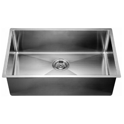 32.5 x 18 Kitchen Sink