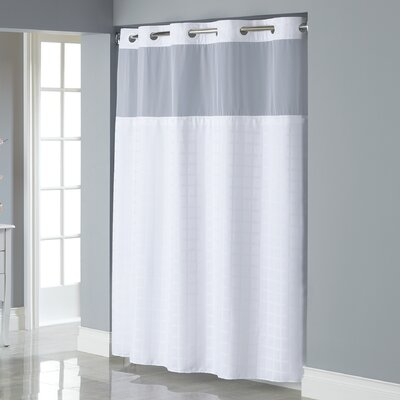 Jacquard Shower Curtain