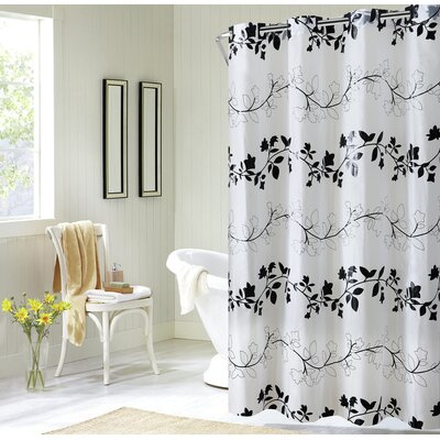 Floral Vine Shower Curtain