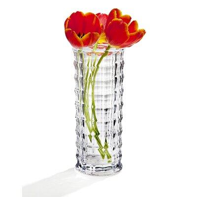 Bertrix Square Crystal Vase