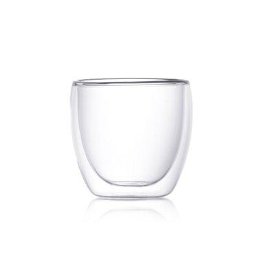 Epar� 2 Oz. Double-Wall Espresso Cup EPDWG07