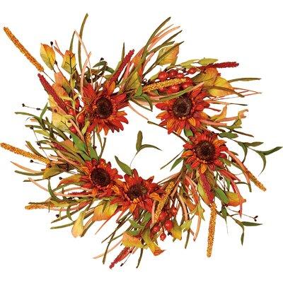 """Mixed Fall 24"""" Wreath AGTG2982 42622813"""