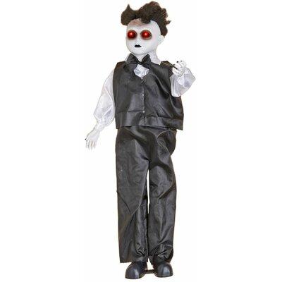 Standing Zombie Boy 4203