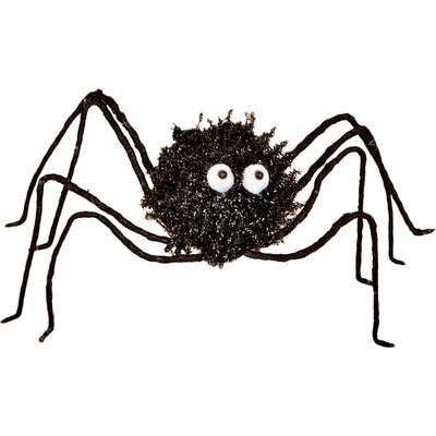 Spider with Googly Eyes 5098