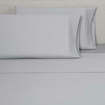 300 Thread Count Sheet Sets Size: Full, Color: Light Gray