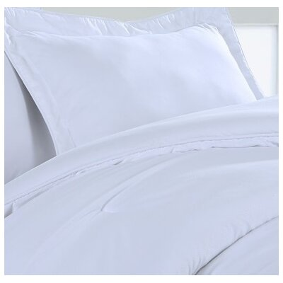 Hospitality 120 GSM Luxury Microfiber Pillowcases Size: Standard / Queen