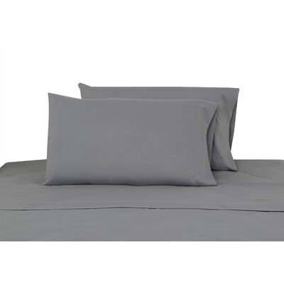 Sheet Set Color: Soft Gray, Size: Full