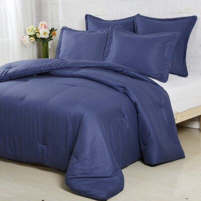 Luxury Comforter Set Size: Twin
