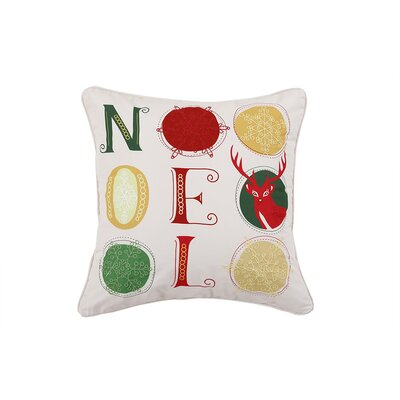 Noel Holiday Pillow Protector