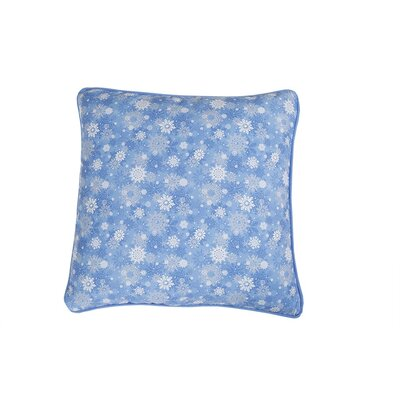 Snowflake Holiday Pillow Protector