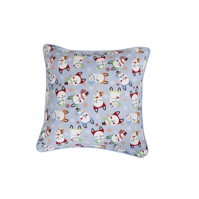 Snowman Holiday Pillow Protector