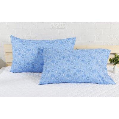 Mitten Holiday Pillow Case