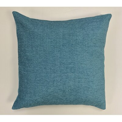 Kalish Pillow Cover Color: Teal