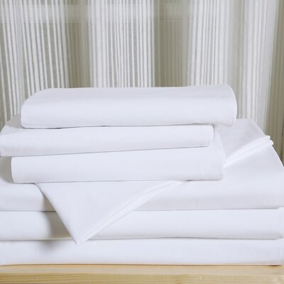 300 Thread Count Flat Sheet Size: King XL